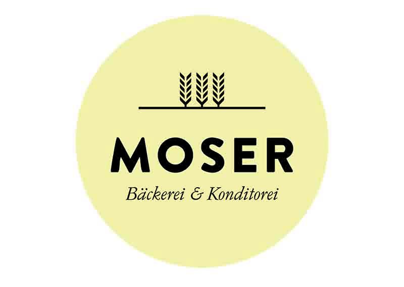 Bäckerei Moser Logo